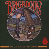 Brigadoon London Cast Recording CD